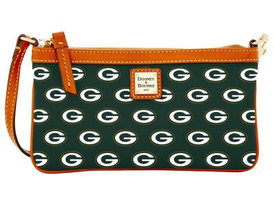 Green Bay Packers Dooney & Bourke Large Wristlet