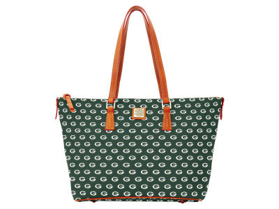 Green Bay Packers Dooney & Bourke Zip Top Shopper