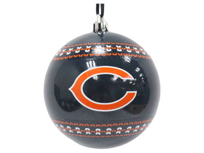 "Chicago Bears 3"" Ugly Sweater Ornament"