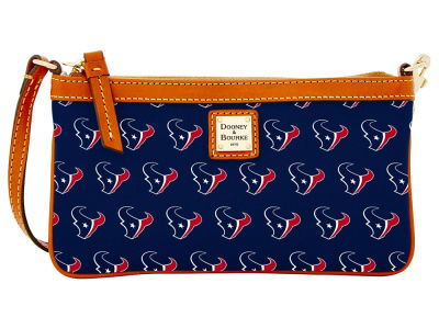 Houston Texans Dooney & Bourke Large Wristlet