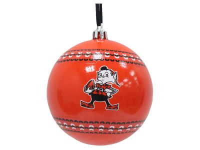 "Cleveland Browns 3"" Ugly Sweater Ornament"