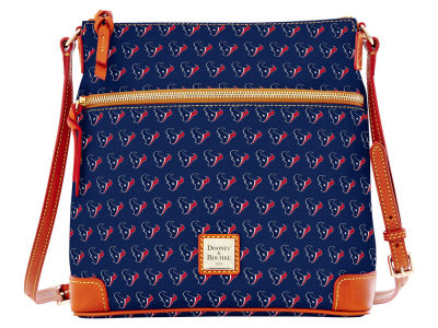 Houston Texans Dooney & Bourke Crossbody Purse