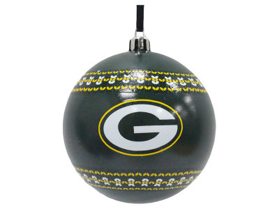 "Green Bay Packers 3"" Ugly Sweater Ornament"
