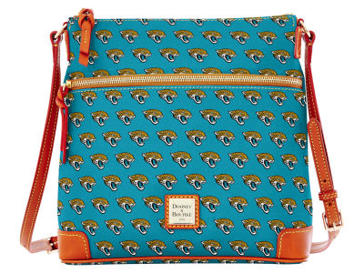 Jacksonville Jaguars Dooney & Bourke Crossbody Purse