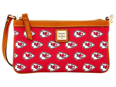Kansas City Chiefs Dooney & Bourke Large Wristlet