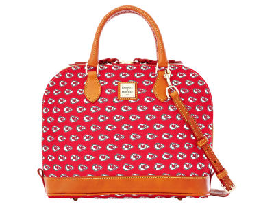 Kansas City Chiefs Dooney & Bourke Zip Zip Satchel