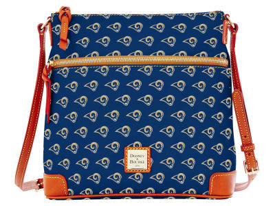 Los Angeles Rams Dooney & Bourke Crossbody Purse