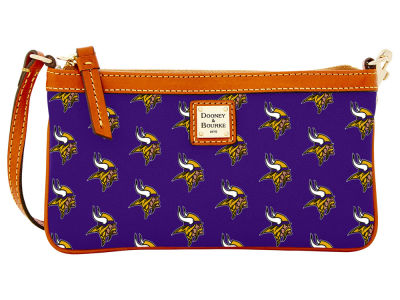 Minnesota Vikings Dooney & Bourke Large Wristlet