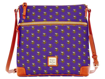 Minnesota Vikings Dooney & Bourke Crossbody Purse