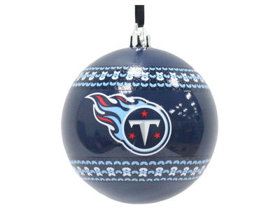 "Tennessee Titans 3"" Ugly Sweater Ornament"