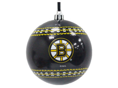 "Boston Bruins 3"" Ugly Sweater Ornament"
