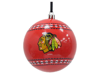 "Chicago Blackhawks 3"" Ugly Sweater Ornament"
