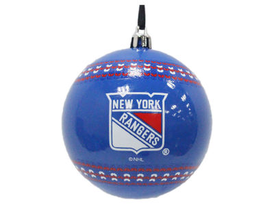 "New York Rangers 3"" Ugly Sweater Ornament"