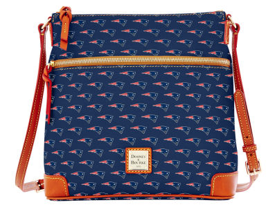 New England Patriots Dooney & Bourke Crossbody Purse