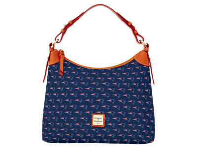 New England Patriots Dooney & Bourke Hobo Bag