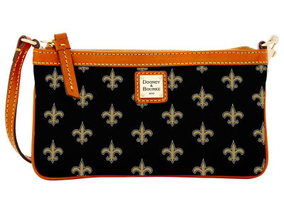 New Orleans Saints Dooney & Bourke Large Wristlet