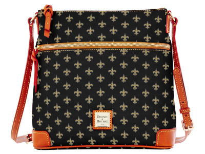 New Orleans Saints Dooney & Bourke Crossbody Purse