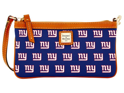 New York Giants Dooney & Bourke Large Wristlet
