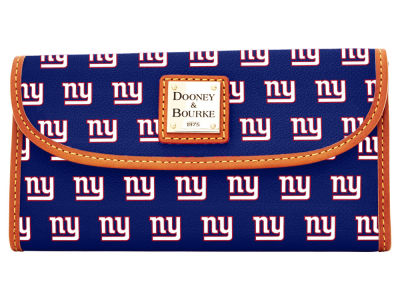 New York Giants Dooney & Bourke Continental Clutch