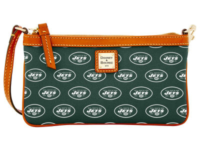 New York Jets Dooney & Bourke Large Wristlet