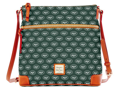 New York Jets Dooney & Bourke Crossbody Purse