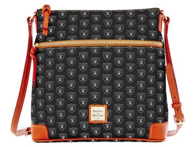 Oakland Raiders Dooney & Bourke Crossbody Purse