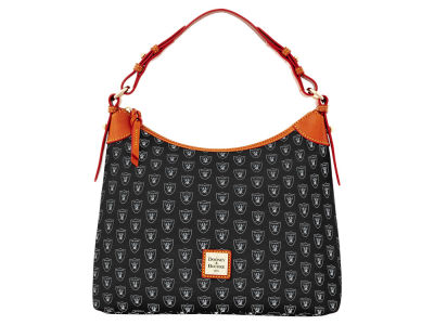 Oakland Raiders Dooney & Bourke Hobo Bag