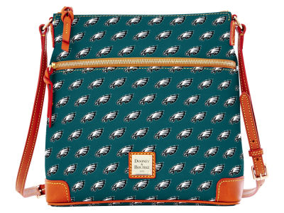 Philadelphia Eagles Dooney & Bourke Crossbody Purse