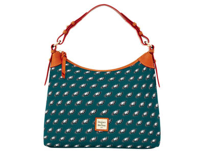 Philadelphia Eagles Dooney & Bourke Hobo Bag