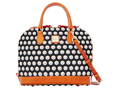 Pittsburgh Steelers Dooney & Bourke Zip Zip Satchel