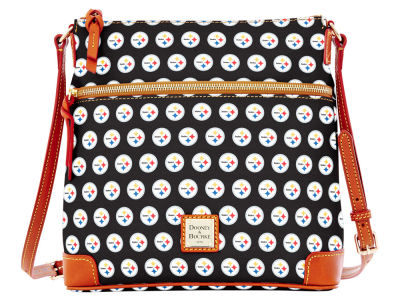 Pittsburgh Steelers Dooney & Bourke Crossbody Purse