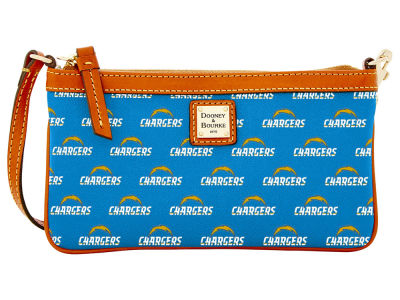 Los Angeles Chargers Dooney & Bourke Large Wristlet