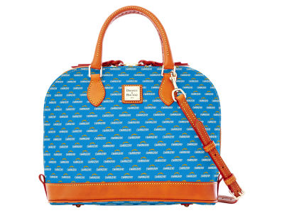 Los Angeles Chargers Dooney & Bourke Zip Zip Satchel