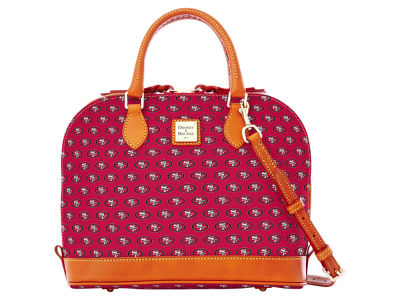 San Francisco 49ers Dooney & Bourke Zip Zip Satchel