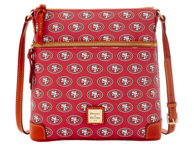 San Francisco 49ers Dooney & Bourke Crossbody Purse