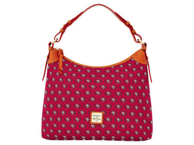 San Francisco 49ers Dooney & Bourke Hobo Bag