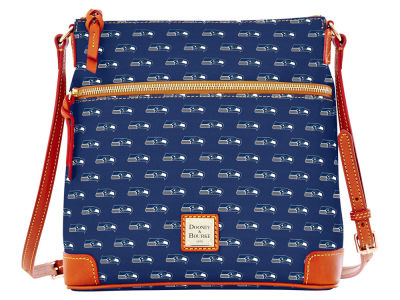Seattle Seahawks Dooney & Bourke Crossbody Purse