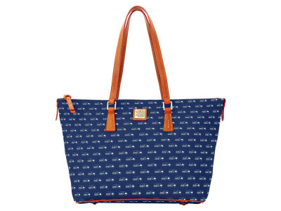Seattle Seahawks Dooney & Bourke Zip Top Shopper