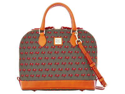 Tampa Bay Buccaneers Dooney & Bourke Zip Zip Satchel