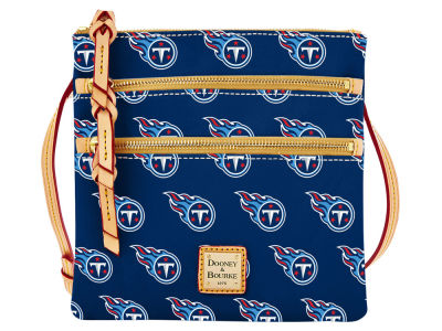 Tennessee Titans Dooney & Bourke Triple Zip Crossbody Bag