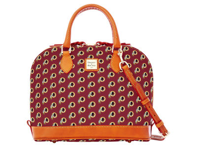 Washington Redskins Dooney & Bourke Zip Zip Satchel