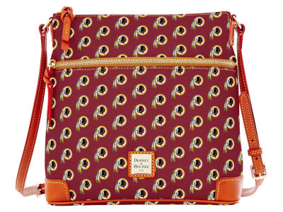 Washington Redskins Dooney & Bourke Crossbody Purse