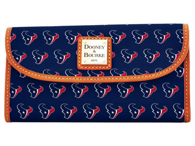 Houston Texans Dooney & Bourke Continental Clutch