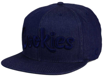 Cookies Thin Mint Chambray Strapback Hat