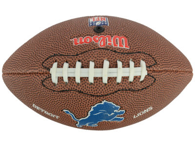 Detroit Lions Mini Soft Touch Football