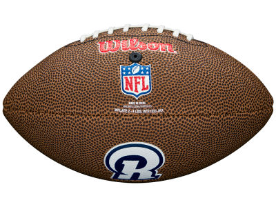 Los Angeles Rams Wilson Mini Soft Touch Football