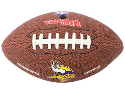 Minnesota Vikings Wilson Mini Soft Touch Football