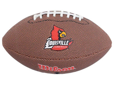 Louisville Cardinals Wilson Mini Soft Touch Football
