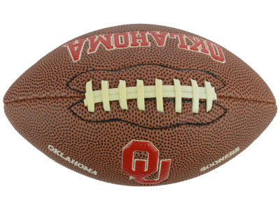 Oklahoma Sooners Mini Soft Touch Football