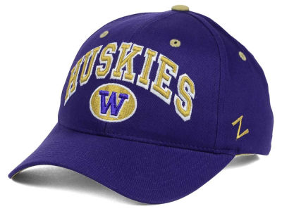 Washington Huskies NCAA 2 for $25 Zephyr NCAA Huskies Snapback Cap